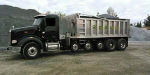ReAgg Dump Truck Rental Service Baltimore