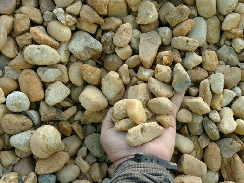 "Baltimore Supplier & Delivery 2-4"" Cobble Stone"