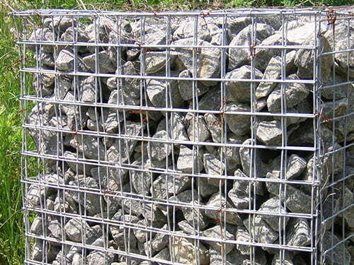 ReAgg Baltimore Supplier & Delivery Gabion Aggregates