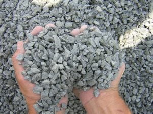 What is Crushed Stone #57?
