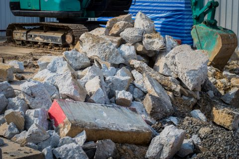 What is Recycled Concrete Aggregate