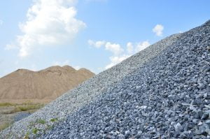 ReAgg Crushed Aggregate On Site & Supplier Baltimore