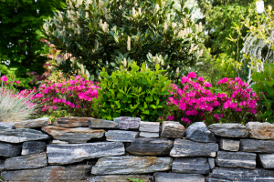 Stone Products for Gardens Washington DC Delivery