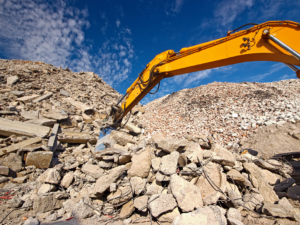 Types of Recycled Aggregates Created from Concrete