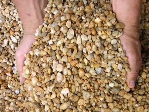 ReAgg Pea Gravel Delivery in Baltimore, Maryland