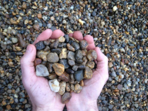 ReAgg Gravel and River Rock Aggregate