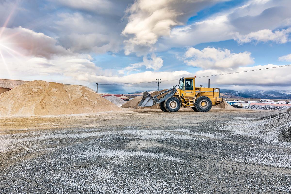 Baltimore Maryland Onsite Crushing Concrete Recyling