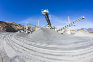 ReAgg Onsite Crushing & Concrete Recycling Baltimore, Maryland