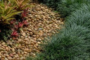Pea Gravel Decorative Projects & Delivery Baltimore Maryland