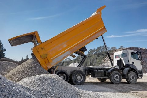 Baltimore Maryland Dump Truck Hauling and Rental Services