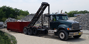 ReAgg Roll Off Dumpster Rentals in Baltimore