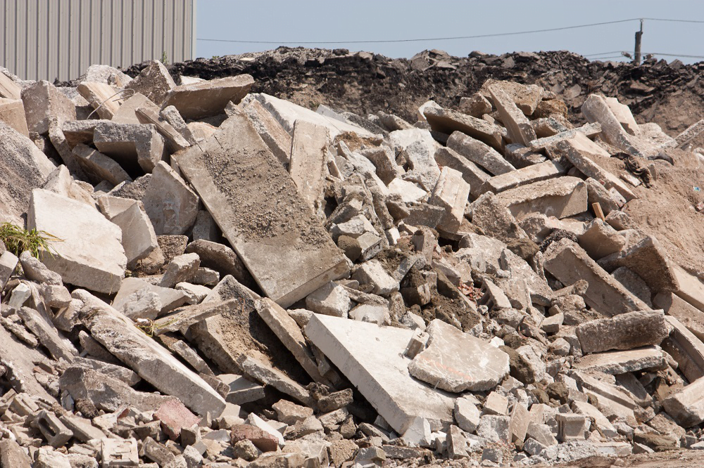 Recycled Concrete Baltimore Maryland Supplier