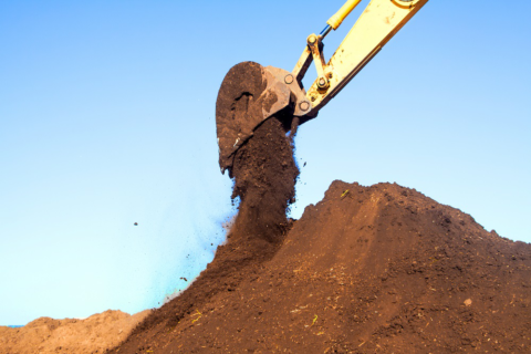 Fill Dirt Delivery in Baltimore Maryland