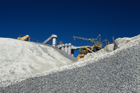 ReAgg Crushed Stone Grades in Baltimore Aggregates