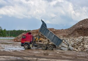 Concrete recycling and hauling in Baltimore