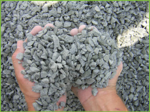 Crushed Stone #57 Delivery of Aggregate Products