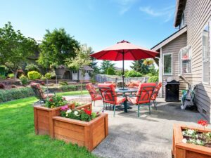 Upgrade Your Home's Outdoor Area with Concrete
