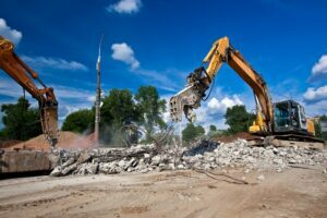 Crushed Concrete Uses for Construction Sites Baltimore MD